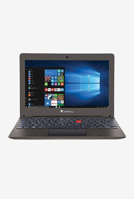 iBall CompBook Excelance OHD  Atom X5 Z8350/2 GB/32 GB/29.46 11.6 /Windows 10/INT  Chocolate Brown