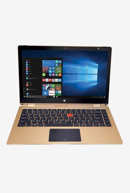 iBall CompBook Aer3  Pentium Quad Core/4 GB/64 GB/33.78 13.3 /Windows 10/INT  Gold