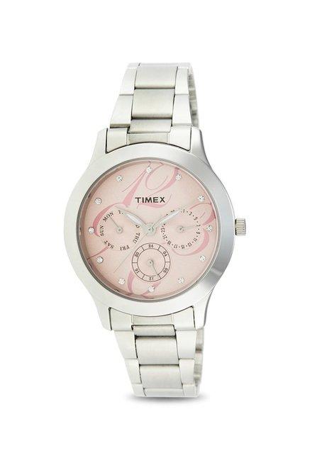 Timex TI000Q80100 E Class Analog Watch for Women