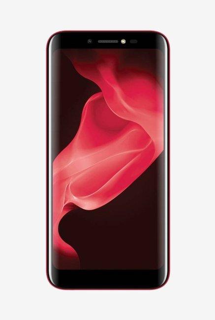 Micromax Bharat 5 Infinity Edition 16  GB  Lava Red  1  GB RAM, Dual SIM 4G