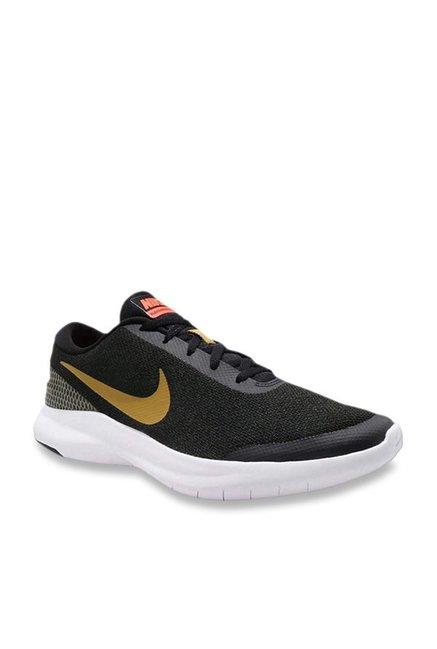 a4313d05b5d6 Buy Nike Flex Experience RN 7 Black Running Shoes for Men at Best Price    Tata CLiQ