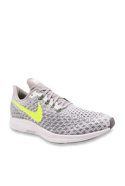 pretty nice ce31c 4d66c Buy Nike Air Zoom Pegasus 35 Grey Running Shoes for Men at ...