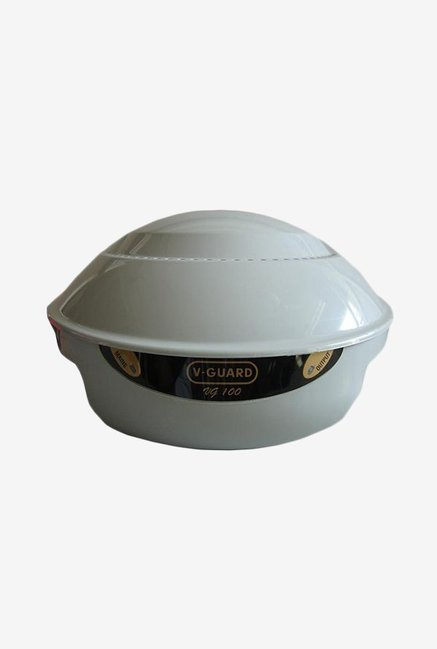 V Guard VG 100 Voltage Stabilizer for Refrigerator up to 600 Ltrs  Grey  V Guard Electronics TATA CLIQ