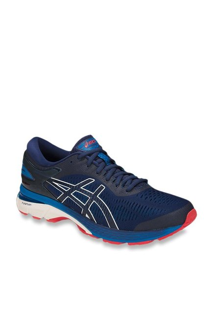 reputable site 0bd2f 424f3 Buy Asics Kanmei 2 Navy Running Shoes for Men at Best Price ...