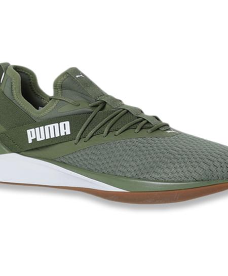 Solo haz Puñalada Roca  Puma Men's Jaab XT Summer Olive Training Shoes from Puma at best prices on  Tata CLiQ