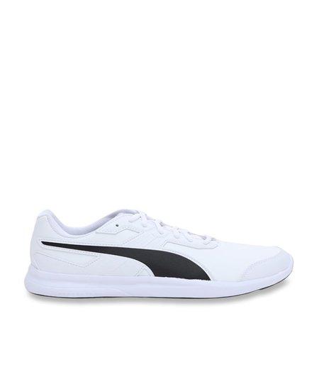 Buy Puma Escaper SL White Running Shoes