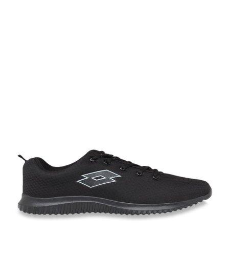 Lotto Vertigo 3.0 Black Running Shoes
