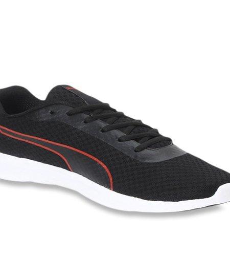 Puma Propel EL IDP Black Running Shoes