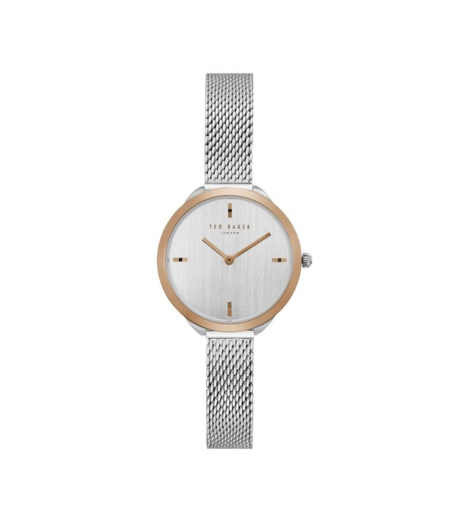 Ted Baker Silver Elana TE15198009 Watch For Women