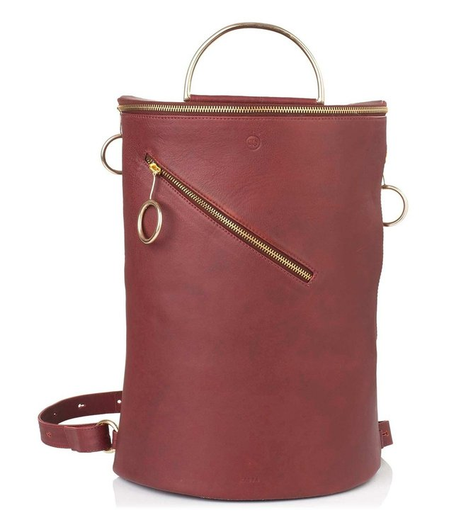Kassa Maroon Celeste Backpack