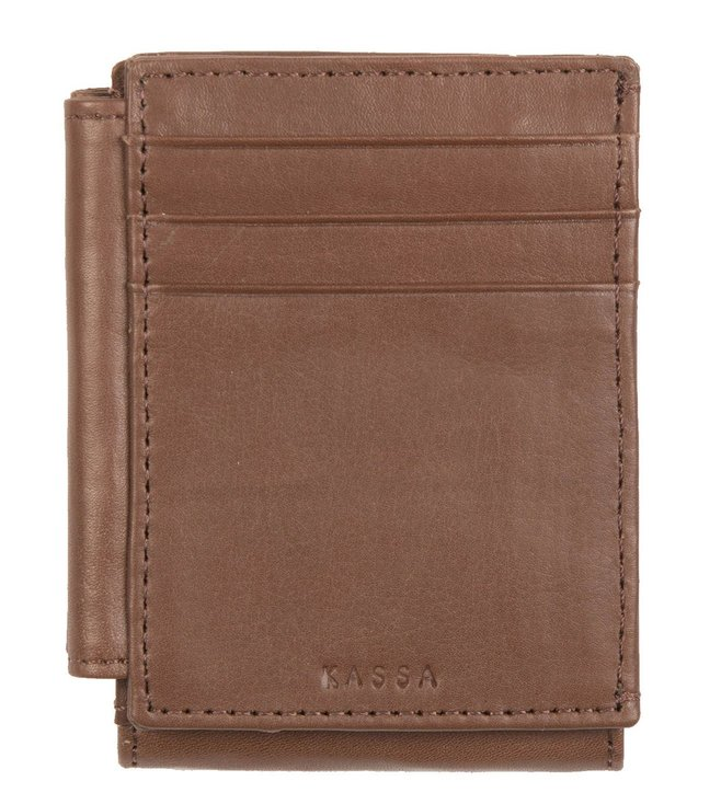 Kassa Brown Magic X Classic Wallet