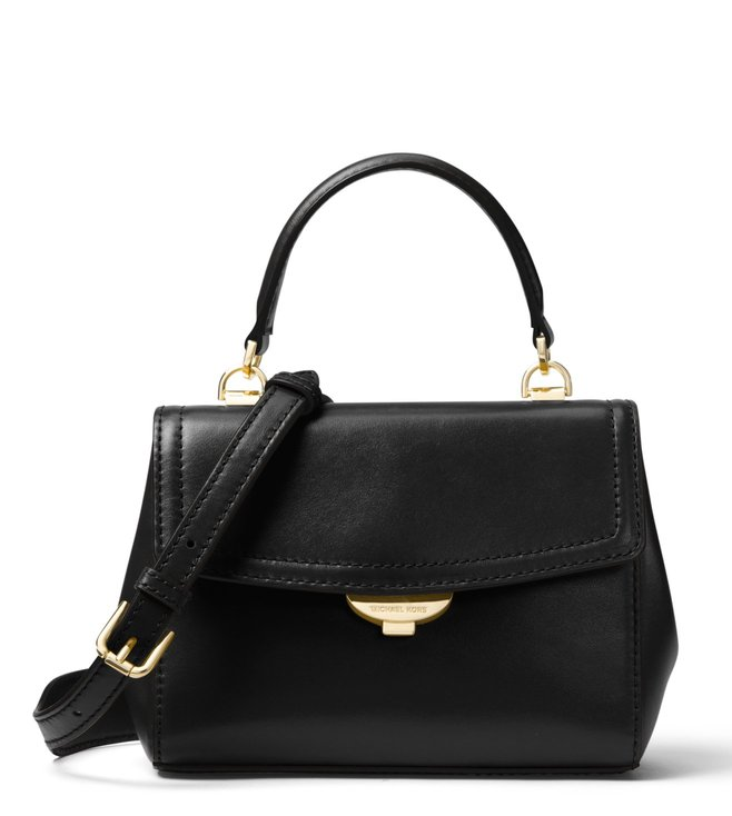 647a5b46e919c Buy MICHAEL Michael Kors Black Ava Extra Small Cross Body Bag for ...