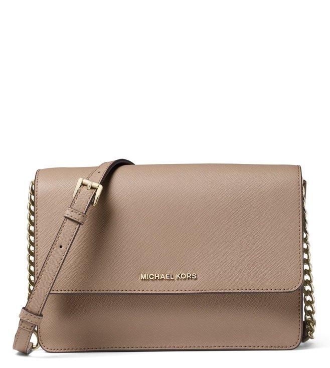 3b03e6933507a Added to Bag. MICHAEL Michael Kors Truffle Daniela Large Cross Body Bag