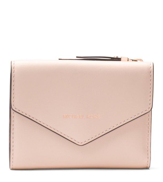 a7623750b Buy MICHAEL Michael Kors Soft Pink Jet Set Envelope Wallet for Women ...