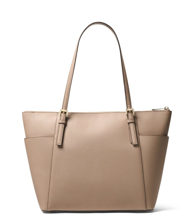 bcb07da9629f Buy MICHAEL Michael Kors Truffle Jet Set Large Tote for Women Online ...
