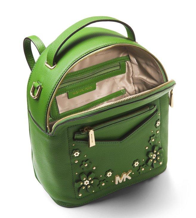 3e027e141a32a6 Buy MICHAEL Michael Kors True Green Jessa Small Backpack for Women ...
