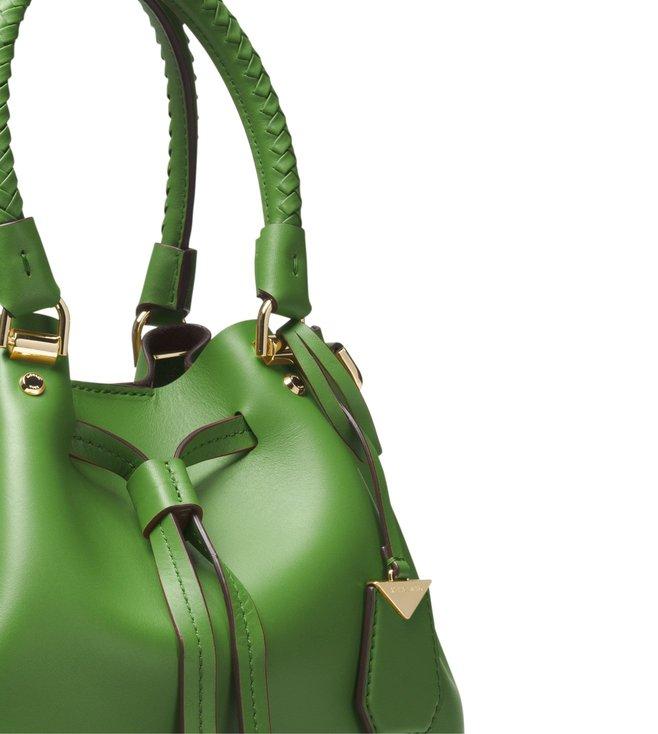 ca048f5d3d31 Buy MICHAEL Michael Kors True Green Blakely Leather Bucket Bag for ...
