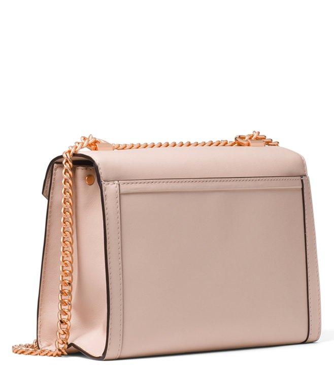 4600cff0fae3 Buy MICHAEL Michael Kors Soft Pink Whitney Large Shoulder Bag for ...