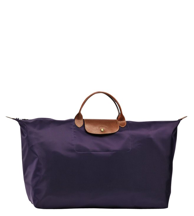 Longchamp Le Pliage Bilberry Extra Large Travel Bag