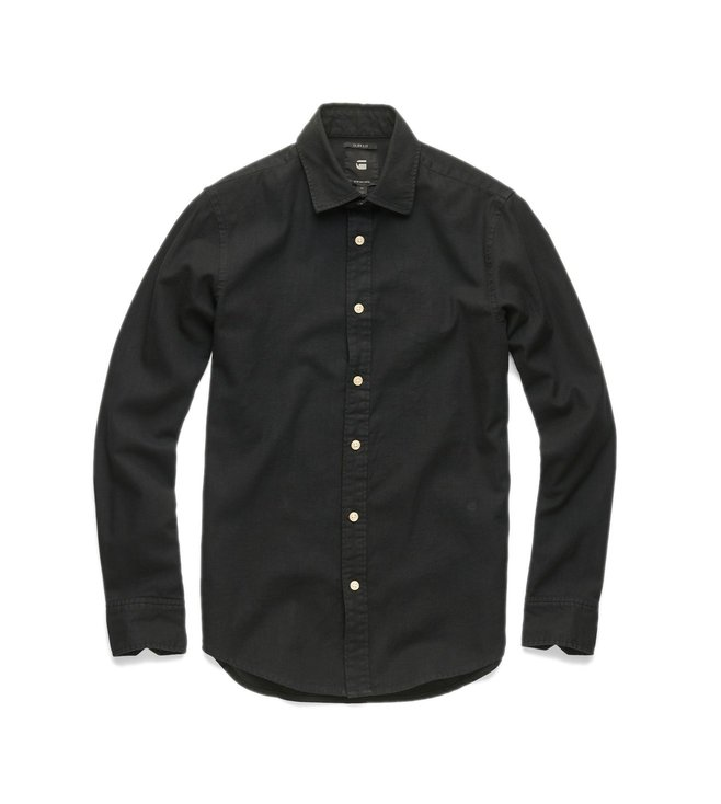 a7e0af1e068 Buy G-Star RAW Black Bristum Shirt for Men Online   Tata CLiQ Luxury