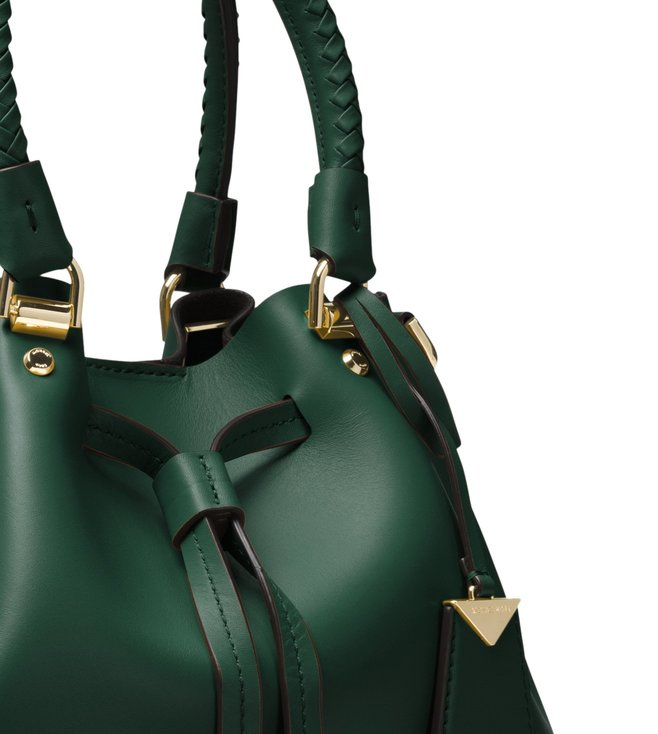 Buy MICHAEL Michael Kors Racing Green Blakely Medium Bucket Bag for ... 6d3ef09acc8cf