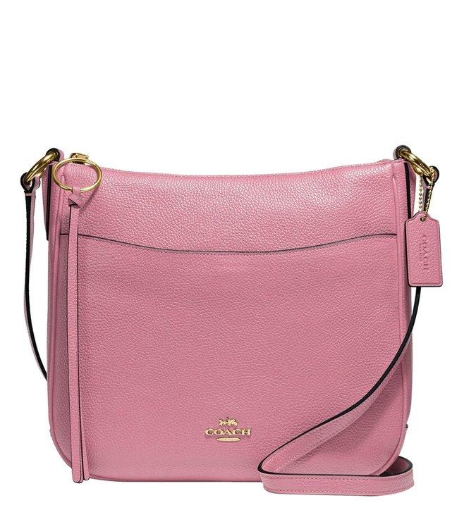 Buy Coach Rose Chaise Medium Crossbody Bag for Women Online   Tata ... ff0c2aa4ed3cd