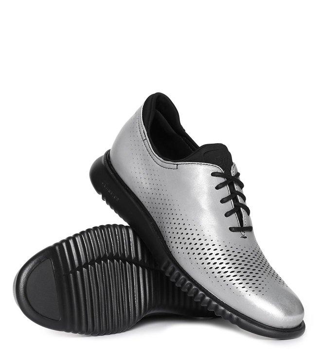 d7e47b942a Buy Cole Haan Grey Zerogrand Sneakers for Men Online @ Tata CLiQ Luxury
