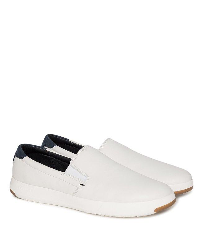 Buy Cole Haan White Grandpro Slip On