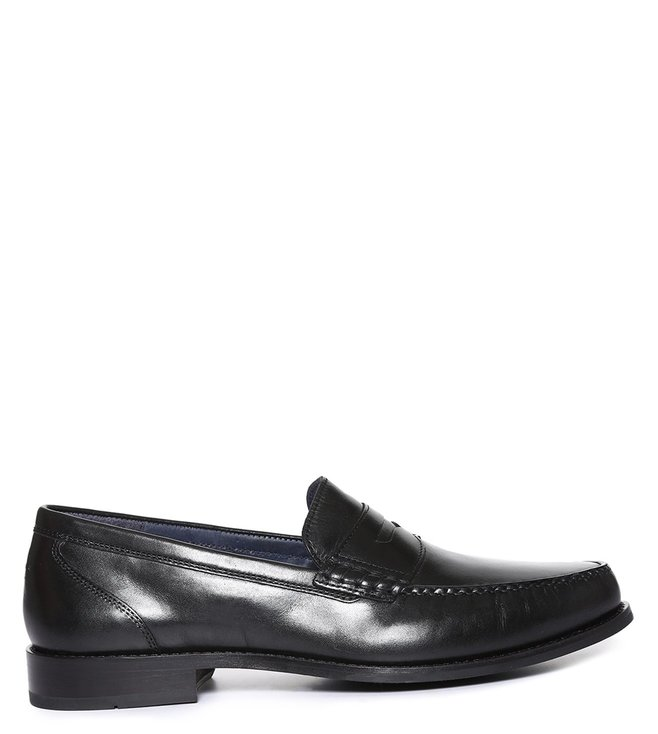 e2d803a95fd Buy Cole Haan Black Pinch Grand Classic Penny Loafers for Men Online ...
