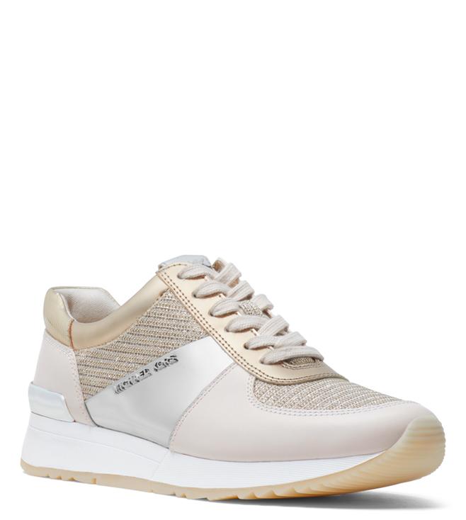 95e9aa31 Buy MICHAEL Michael Kors Allie Trainer Sneakers for Women Online ...