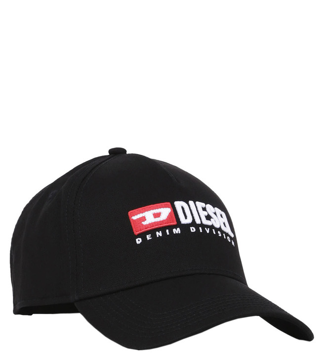 Buy Diesel Black Cakerym-Max Cappello Baseball Cap for Men Online ... fda1601c5cb8
