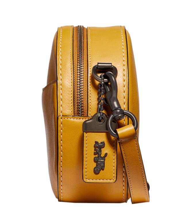 6aa4f398a123 Buy Coach Pewter Blossom Canteen Medium Cross Body Bag for Women ...