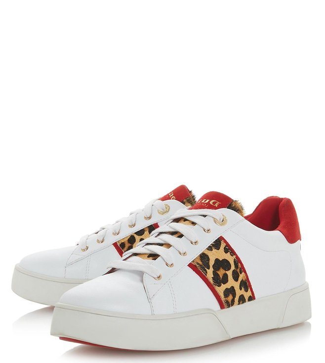 Dune London White Elsie Women Sneakers