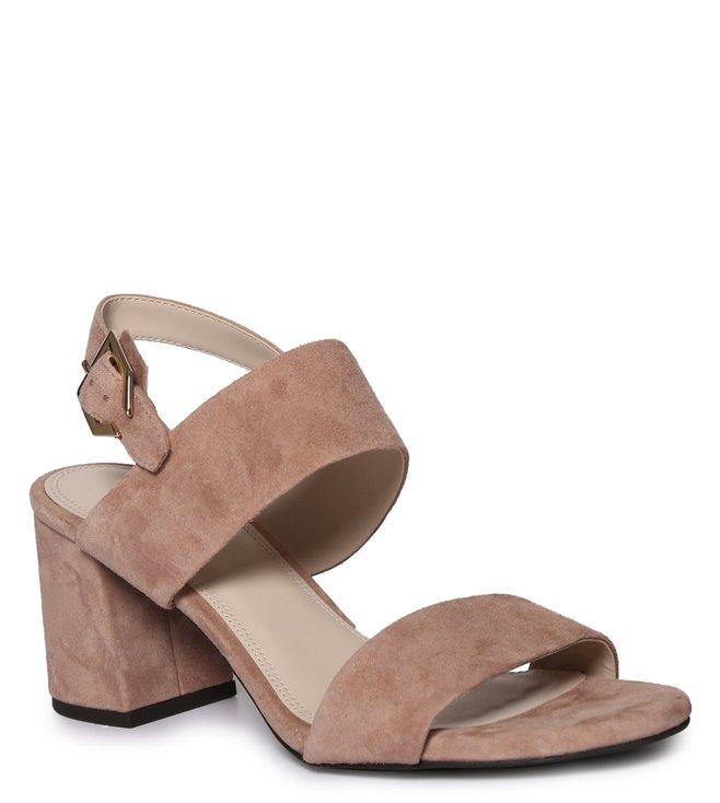 dac605640b Buy Cole Haan Peach G.OS Avani City Back Strap Sandals for Women ...