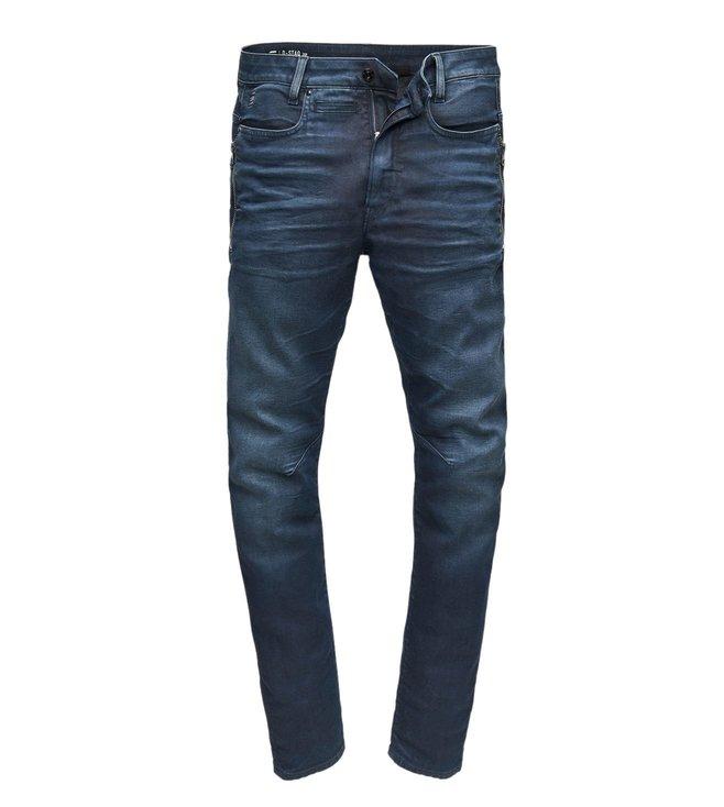 72215c6e Buy G-Star RAW D-Staq 3D Zip Slim Fit Jeans for Men Online @ Tata ...