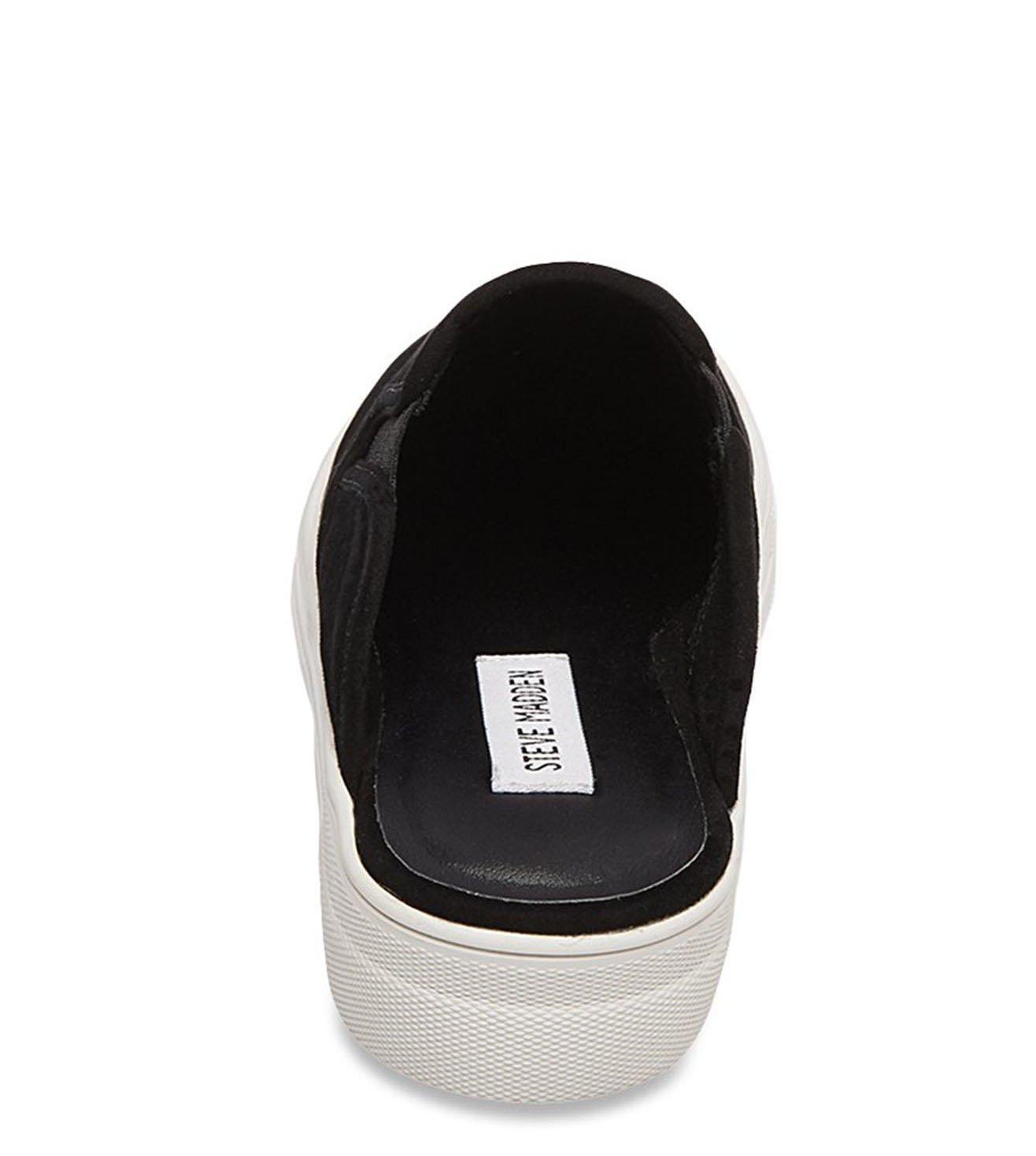 Steve Madden Glenda Black Mule Shoes