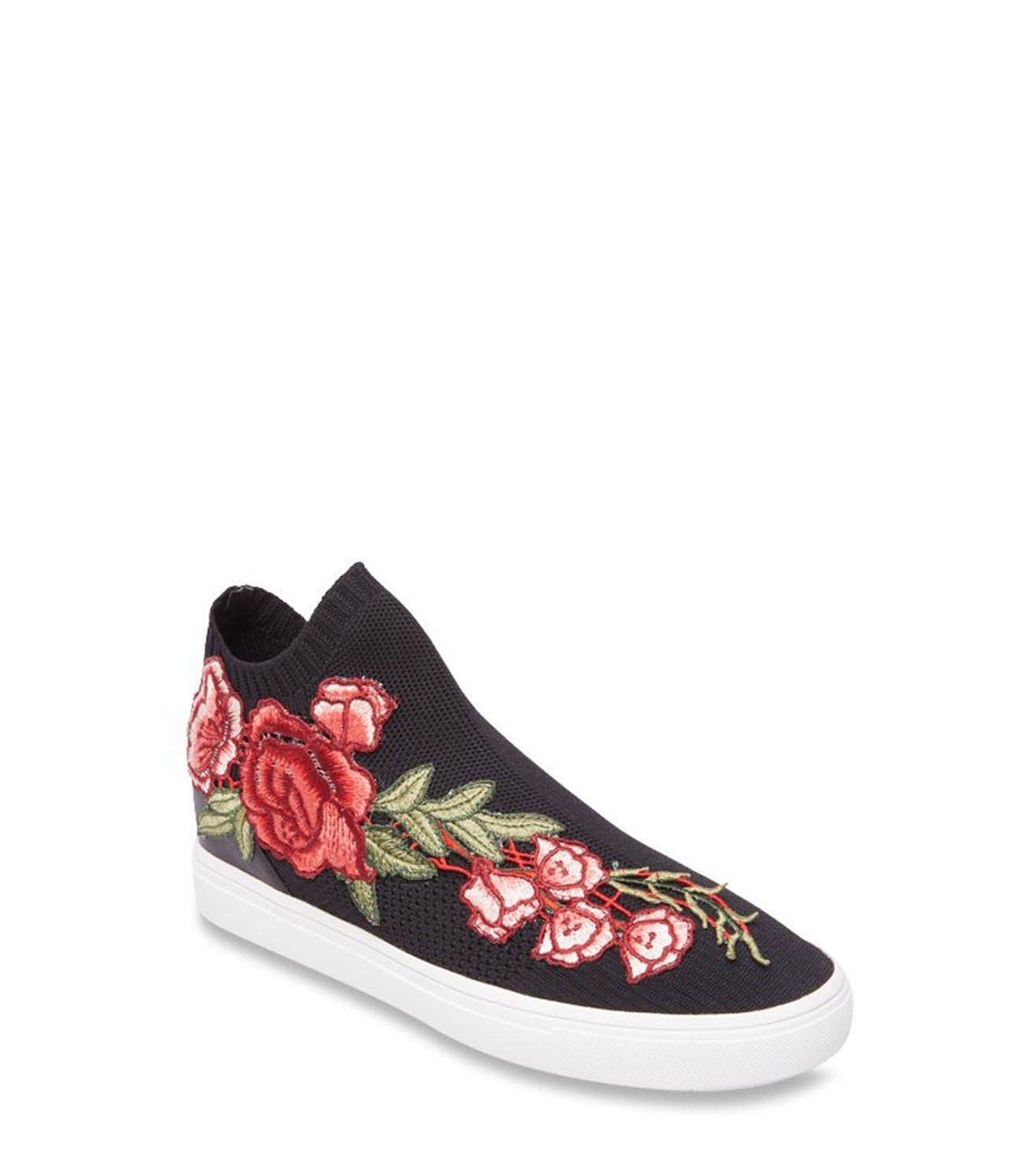 Buy Steve Madden Sly-P Black Ankle High