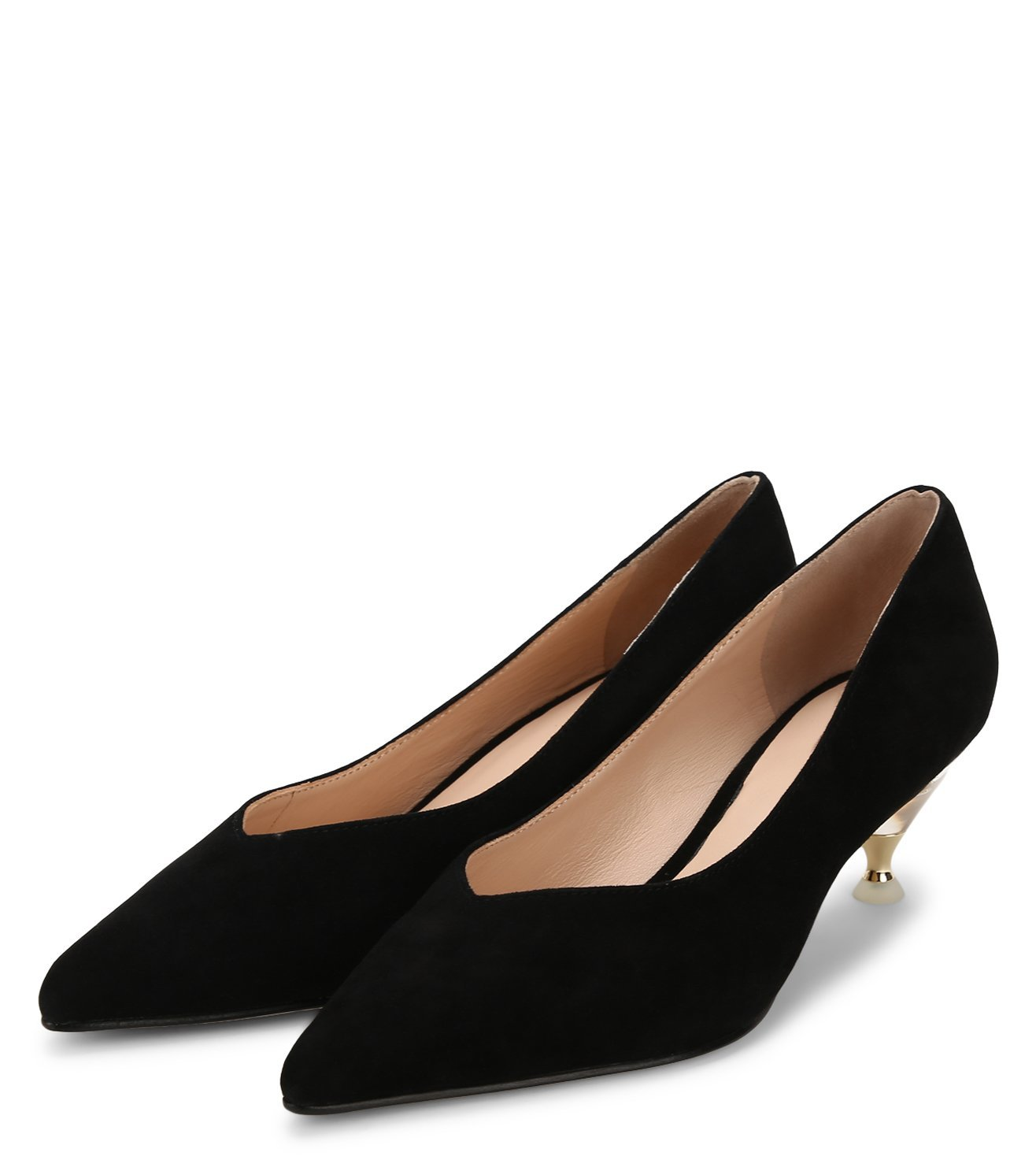 Buy Kate Spade Black Coco Studded Pumps