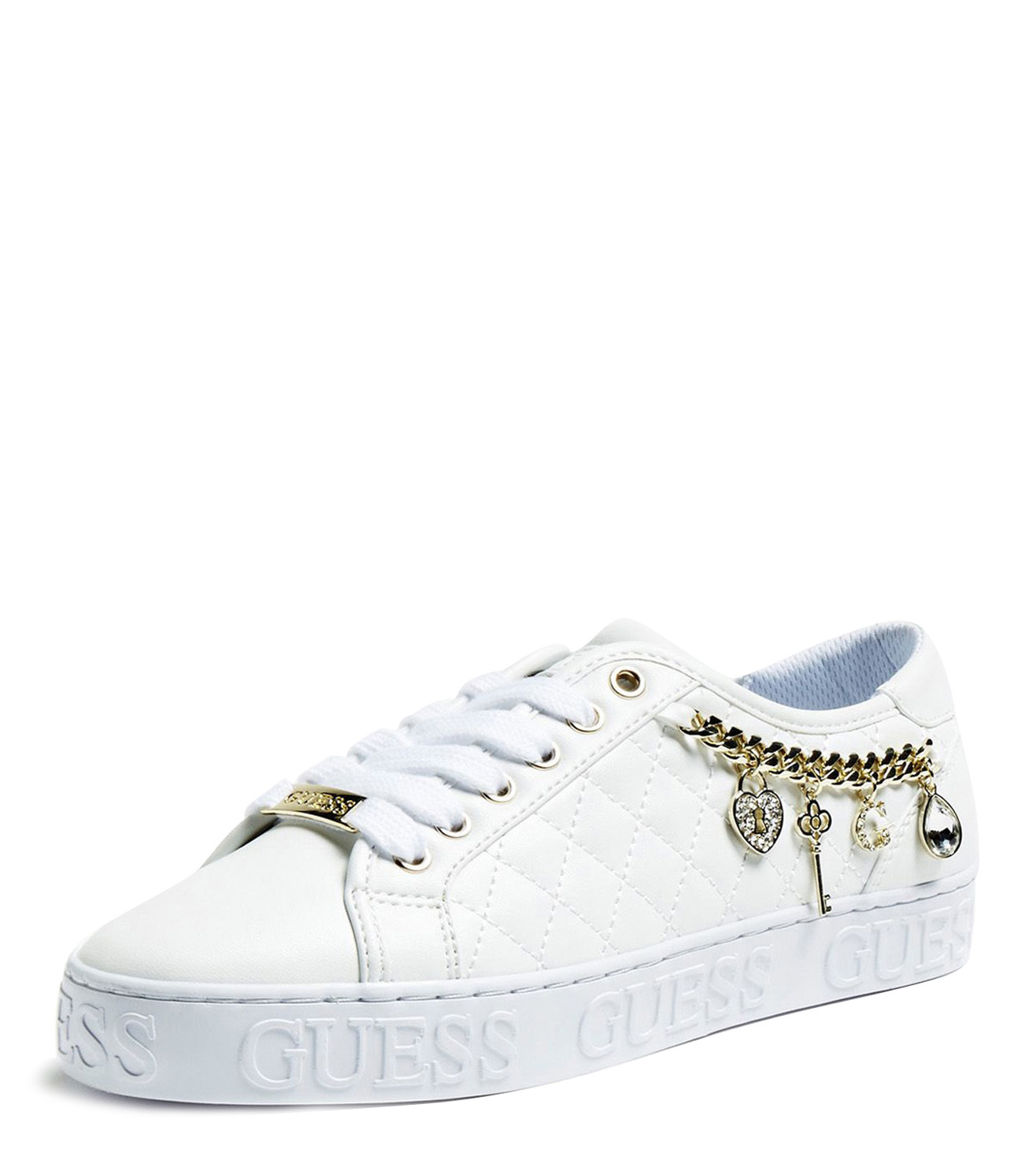 Graselin2 Quilted Women Sneakers