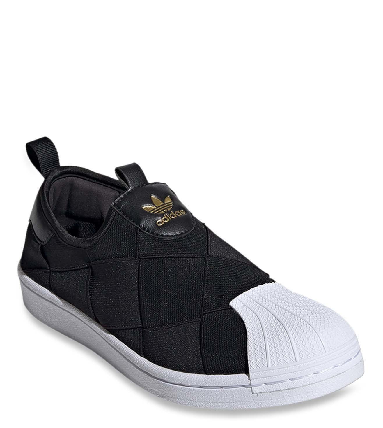 Buy Adidas Originals Black Superstar