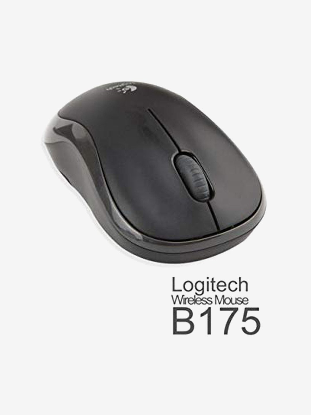Logitech B175 Wireless Mouse (Black) from Logitech at best prices on Tata CLiQ