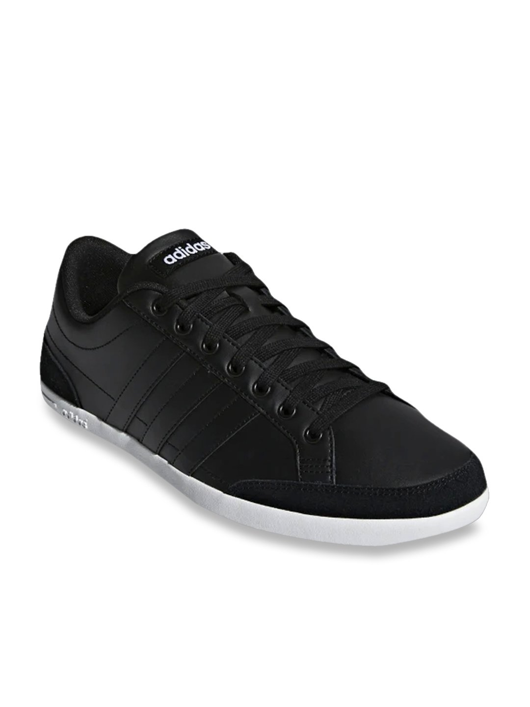 Adidas Caflaire Black Sneakers from