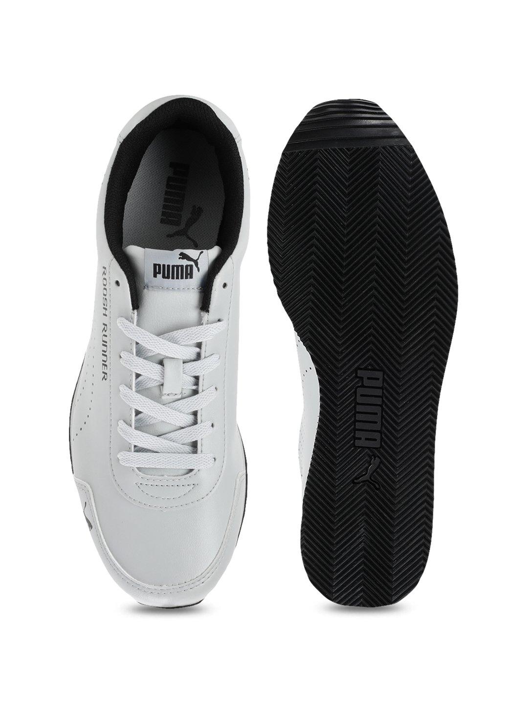 Puma Roosh Runner V2 IDP White Sneakers