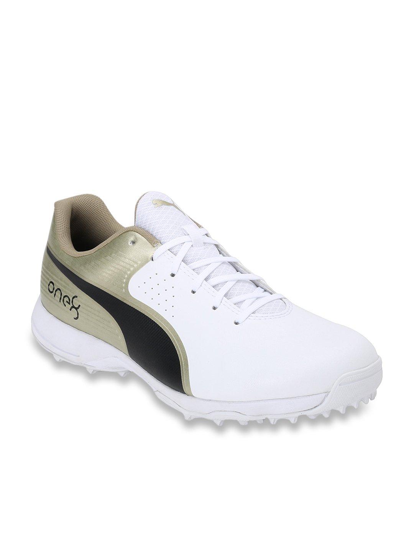 Buy Puma One8 19 FH White \u0026 Golden