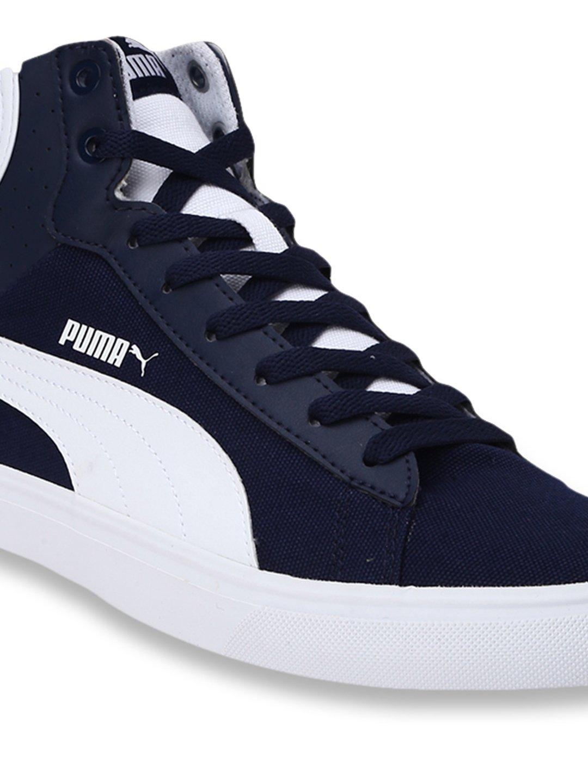 Puma Hip Hop Mid Perf IDP Peacoat Ankle