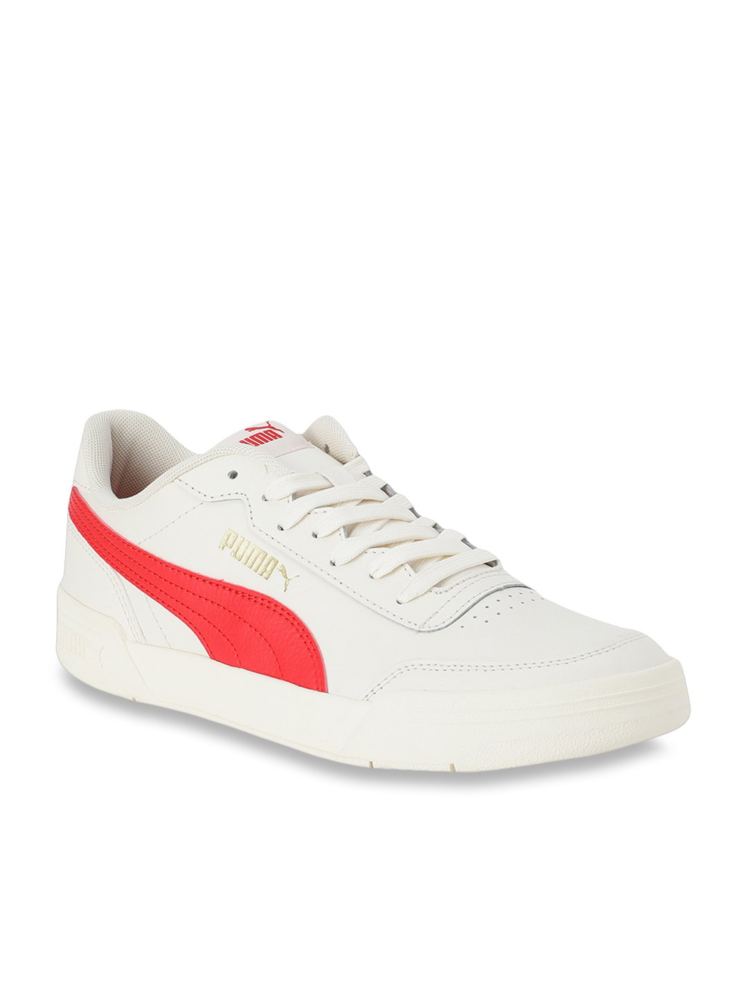 Buy Puma Caracal Whisper White Sneakers for Men at Best Price @ Tata CLiQ