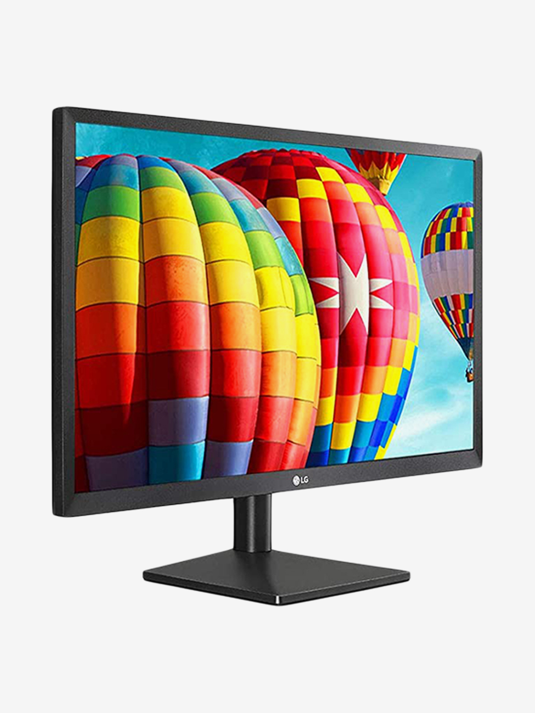 LG 9MK9H 9 cm (9 Inches) IPS Full HD LED Monitor (Black) from