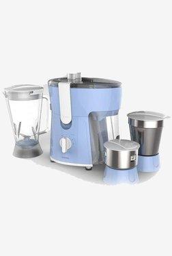 Philips HL7576/00 600 W 3 Jars Juicer Mixer Grinder (Blue)