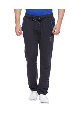 466f87908704 Van Heusen Grey Regular Fit Trackpants