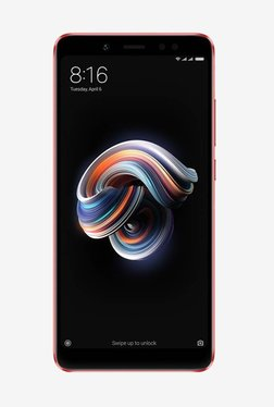 Xiaomi Redmi Note 5 Pro 64 GB (Red) 6 GB RAM, Dual SIM 4G